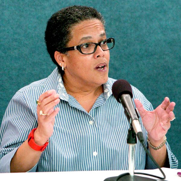 Claudia Fegan, M.D., CHCQM