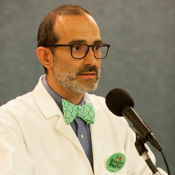 Robert Zarr, M.D., M.P.H.