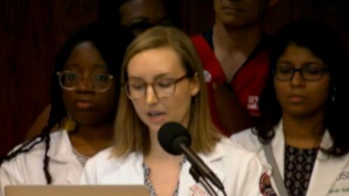 Amanda Snead Cook County Testimony