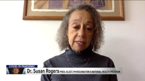 Dr. Susan Rogers on WGN News