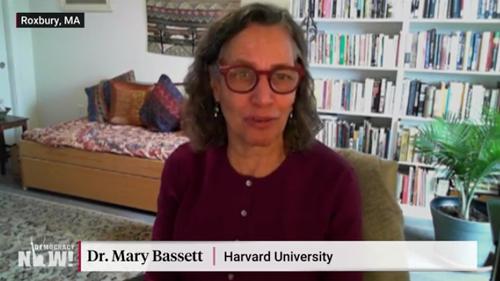 "Dr. Mary Bassett on ""Democracy Now!"""